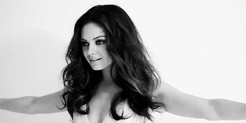 Happy Birthday Mila Kunis - isn\t she just goals?!