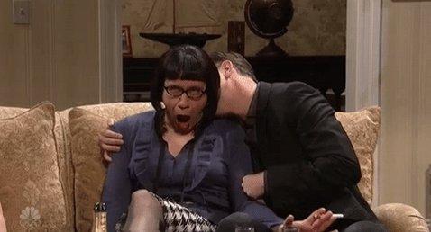 Girl....let Daniel beatbox in my ear. #InsecureHBO