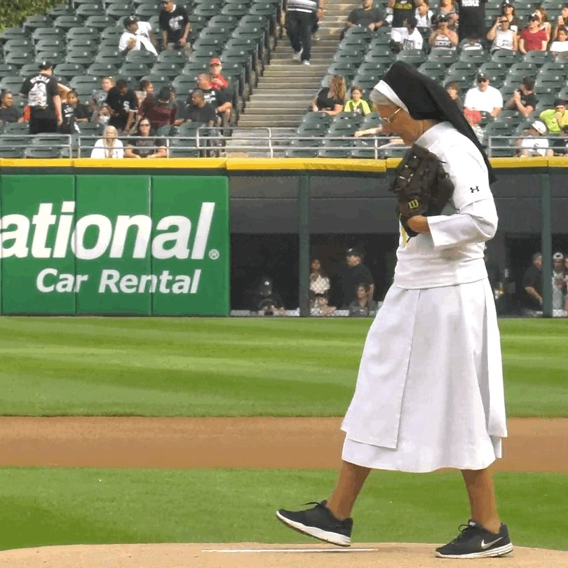 Sister Mary Jos coverage about her acrobatic first pitch continues! Watch @NBCNightlyNews and @InsideEdition tonight. Tomorrow morning (6 a.m. - 10 a.m. ET) tune in to @GolicAndWingo on @ESPN Radio & #ESPNews. Learn more here: springfieldop.org/sister-mary-jo/