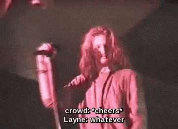 Happy 51st birthday Layne Staley. Your gift has lasted beyond your years.