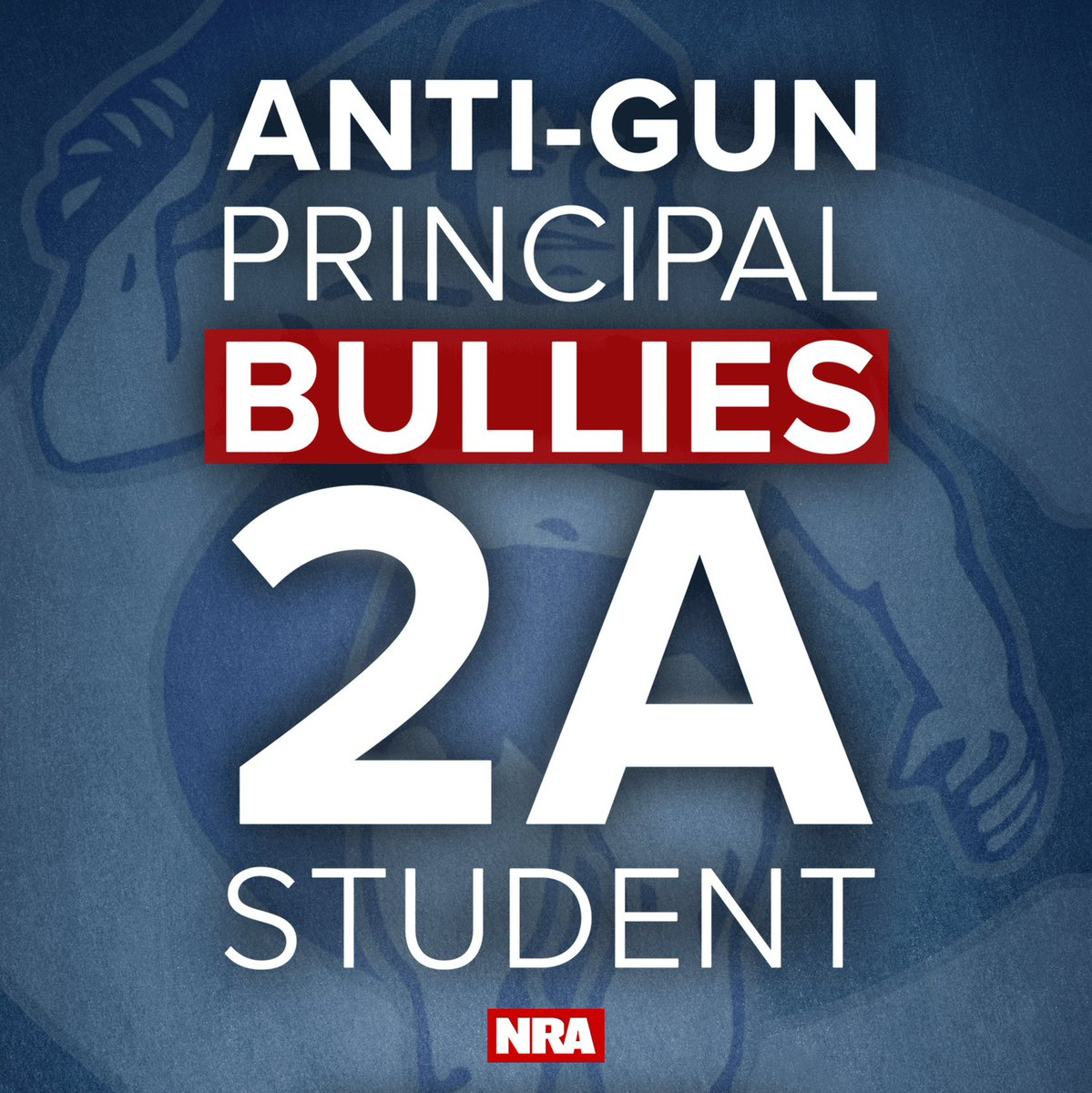 Principal Adam García Amador of #CarlsbadHighSchool in #Carlsbad, NM allegedly told student that the #2A is not even a part of the #BillofRights, and brought in five police officers in an attempt at intimidation. For more on this article: bit.ly/2MGw904