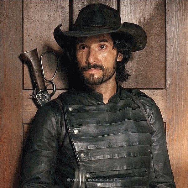 Happy birthday to Westworld\s most wanted bandit. Rodrigo Santoro is 43 today.