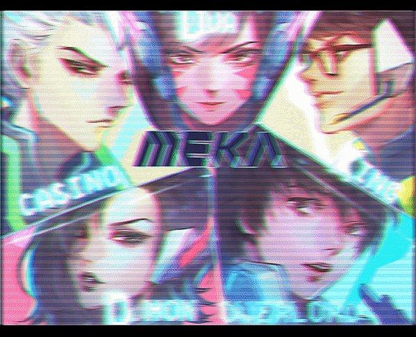 MEKA squad #dva @playoverwatch