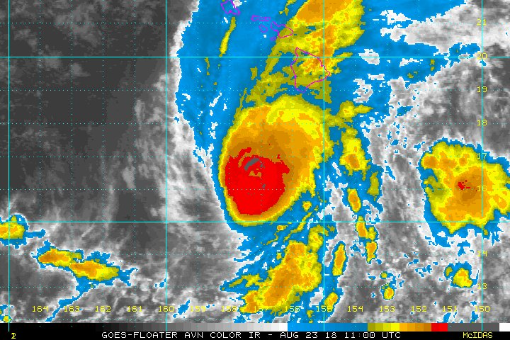 mike seidel on twitter   u0026quot 24  7 hurricane  lane  130 mph cat 4  coverage continues on