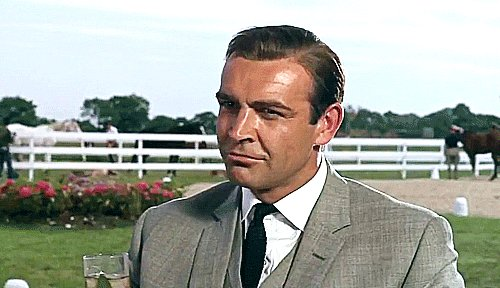 A very happy birthday the the one, the only, Sean Connery!