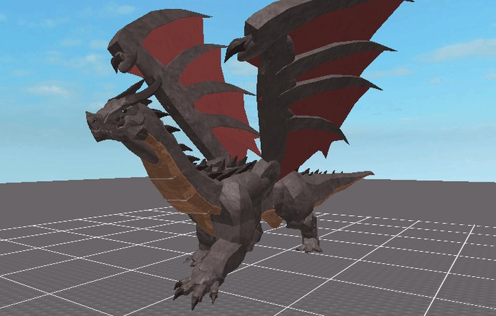 Supernob123 On Twitter Just Finished The Dragons Walk - star destroyer megavore roblox