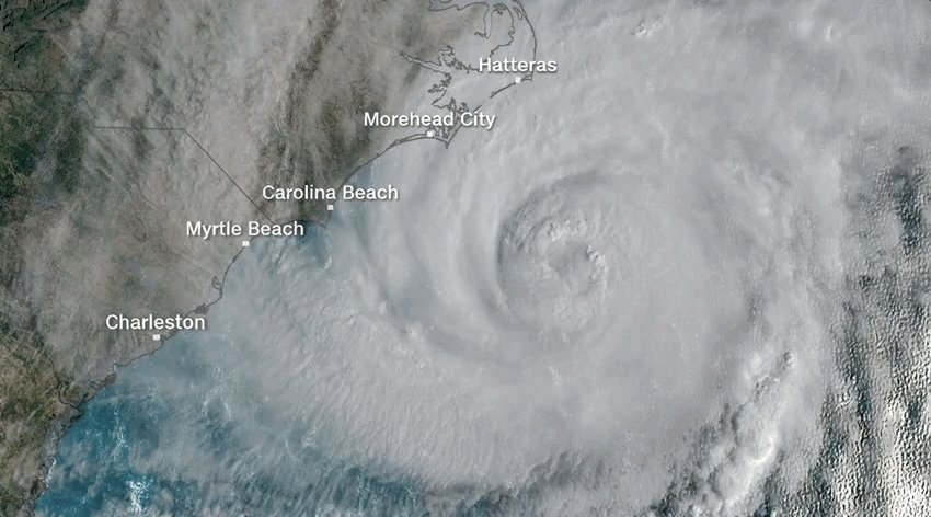 Get Hurricane Florence updates delivered straight to your inbox: Sign up for CNN's extreme-weather email newsletter for can't-miss stories and updates on the storm   via @CNNWeather cnn.it/2NdpE5Z