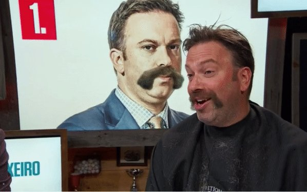 Joel Quenneville Mustache