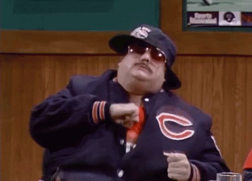 Every year the Chicago Bears do this...So much hope and then crush all hopes. Ugh!