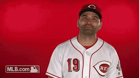 Happy birthday to my favorite canadian and my favorite baseball player....Joey Votto.