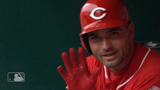 Happy birthday to Joey Votto