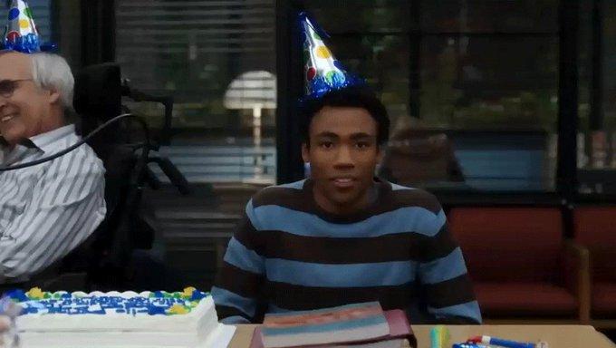 Happy birthday Donald Glover
