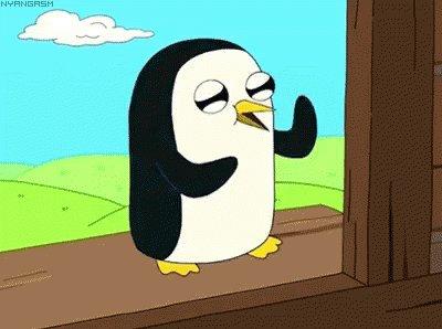 @Jess_Keating Awkward penguins 😂 I love it