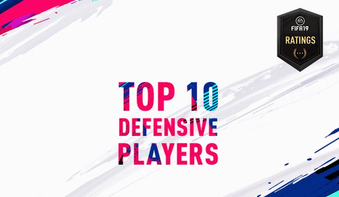 Ramos, Hummels & Co. The best defensive players in #FIFA19 ➡️ x.ea.com/50677 #FIFARatings