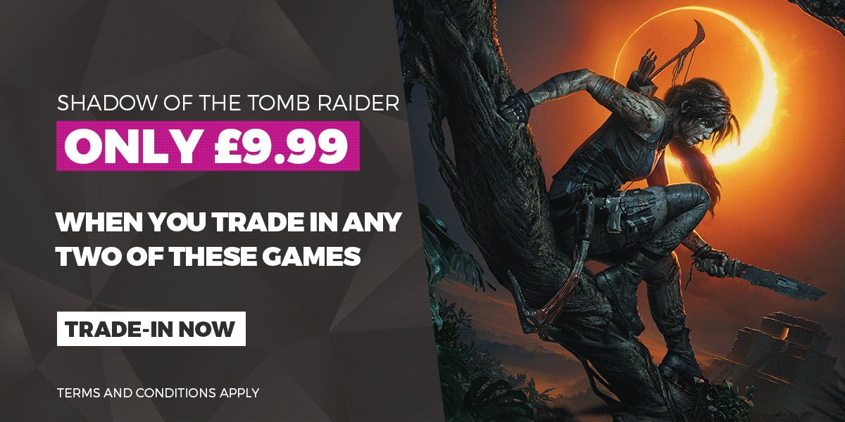 GAME Sunderland's photo on #ShadowOfTheTombRaider