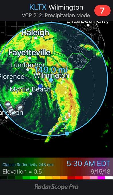 "Estado de emergencia: Lo que se sabe del ""extremadamente peligroso"" huracán Florence DnIN8RqU4AMAnv8?format=jpg&name=small"
