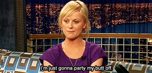 Happy Birthday to the brilliant Amy Poehler!
