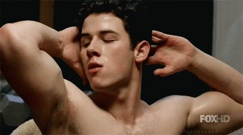 Happy Birthday to my future ex-husband, the delectable Nick Jonas!