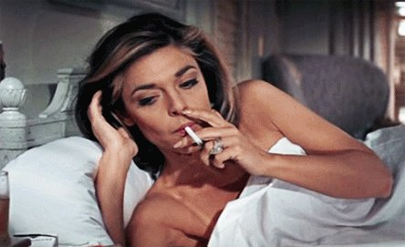 Happy birthday to the amazing, and forever seductive, Anne Bancroft.