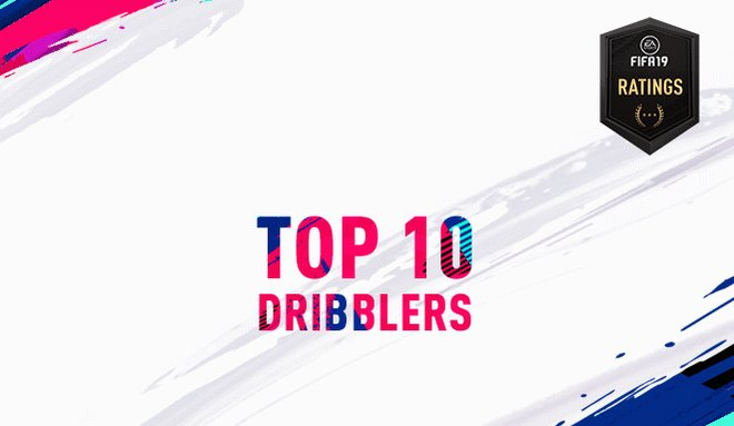 Wizards with the ball at their feet 🌟 The top dribblers in #FIFA19 ➡️ x.ea.com/50676 #FIFARatings