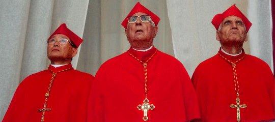 Anziché regnarela Divina e Sublime Paroladi GESÙ,menzogne, eresie,scandali ripugnantihanno preso il Suo postonella #ChiesaCattolica,trasformandola in una cloaca!Satana in Vaticano?S ì ! http:// www.accademianuovaitalia.it/index.php/esoterismo-e-focus/mistero-e-trascendenza/6782-1963-satana-in-vaticanohttps://t.co/lGymvf3vx8@Pontifex_it  #Bergoglio  - Ukustom