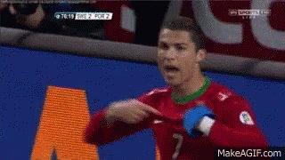 #Maracanà  @monicabertini1  #Ronaldo dovrà rispondere a #Messi, che ieri ha fatto 3 gol. A @valenciacf ha già segnato 7 gol e la @ChampionsLeague è casa sua: sarà la sua partita stasera. Complimenti all\
