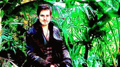 We hear it's #TalkLikeAPirateDay, but that's every day for a friend of ours. #OnceUponATime