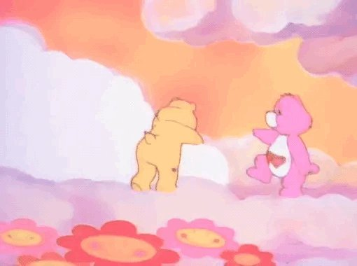 representation of me doing the most to cheer my friends up n put a smile on their face