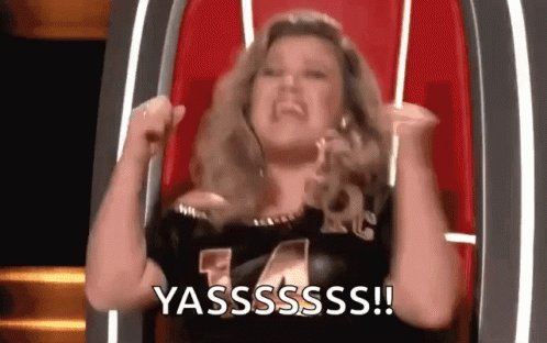 Got my tickets to see @kelly_clarkson in march !!! I'm so excited!!!