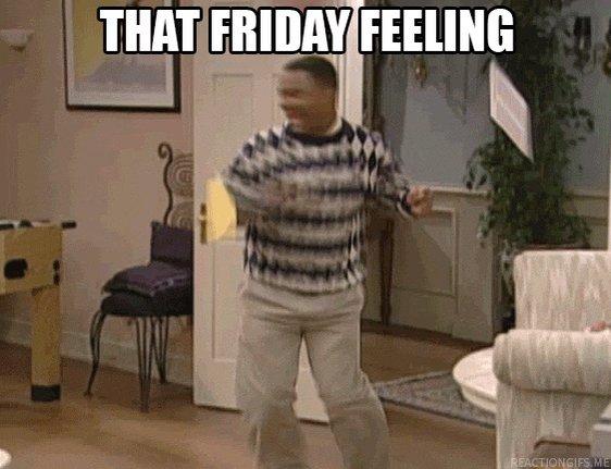 Ciao a tutti! Buon venerdì, spero che tu abbia una grande giornata! #FridayFeeling #FridayMotivation  - Ukustom