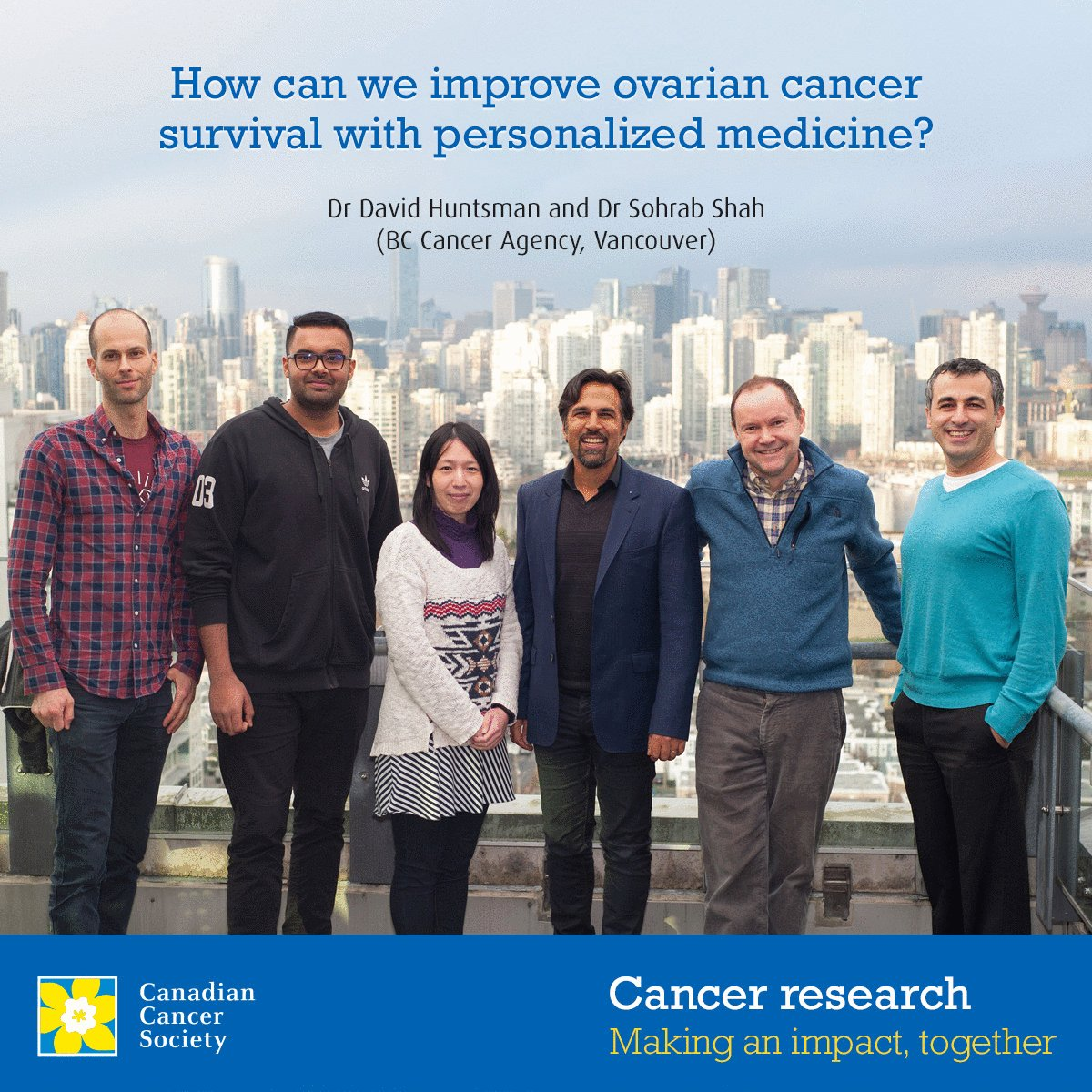 Canadian Cancer Society A Twitter September Is An Awareness Month For Childhood Prostate Ovarian Cancers Meet Researchers Who Are Asking Tough Questions About These Cancers Finding Answers That Could Change