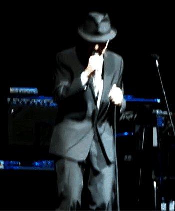 Leonard Cohen Happy Heavenly Birthday.
