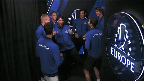 CAMPEÓN EL #TeamEurope 🏆🏆 Alexander Zverev vence a Kevin Anderson 6-7(3), 7-5, 10-7 y los europeos ganan su segunda #LaverCup Otro tremendo fin de semana de tenis 👏👏