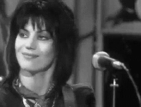 Happy birthday, Joan Jett!