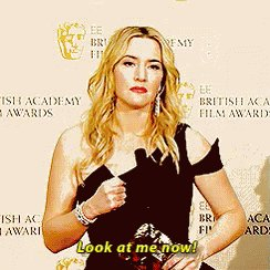 Happy birthday to Kate Winslet. I love this woman! Top ten performances....