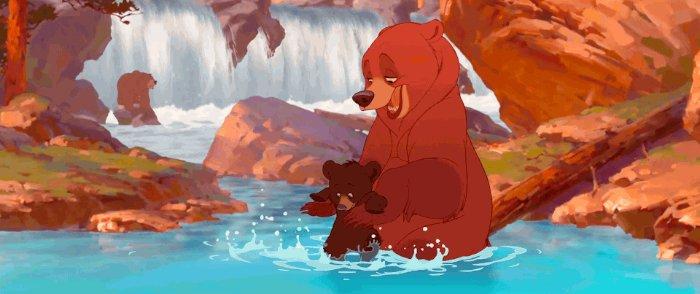 this movie is still a summary of my aesthetics everyone please love my favorite animal movie