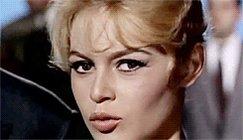 Happy birthday, Brigitte Bardot.