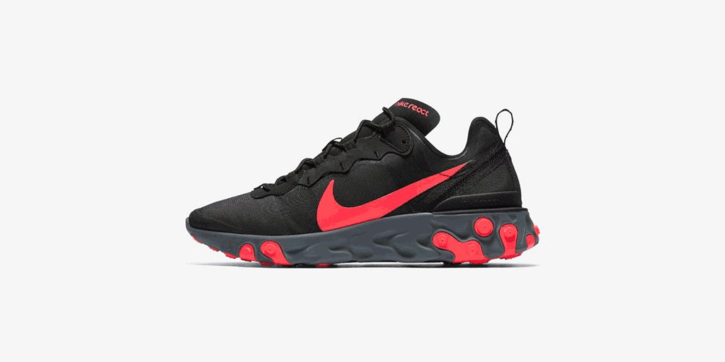 super popular 56924 b94cc New Chapter The  nikesportswear React Element 55 Collection Shop 🇺🇸.  NikeStore.com · Actions · NikeStore.com 28 September 2018 The  nikesportswear  Air ...