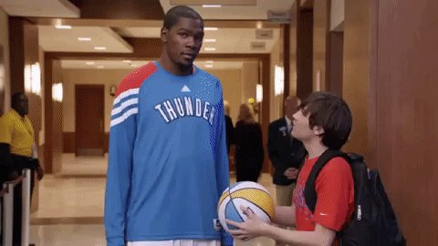 Happy birthday to professional actor Kevin Durant