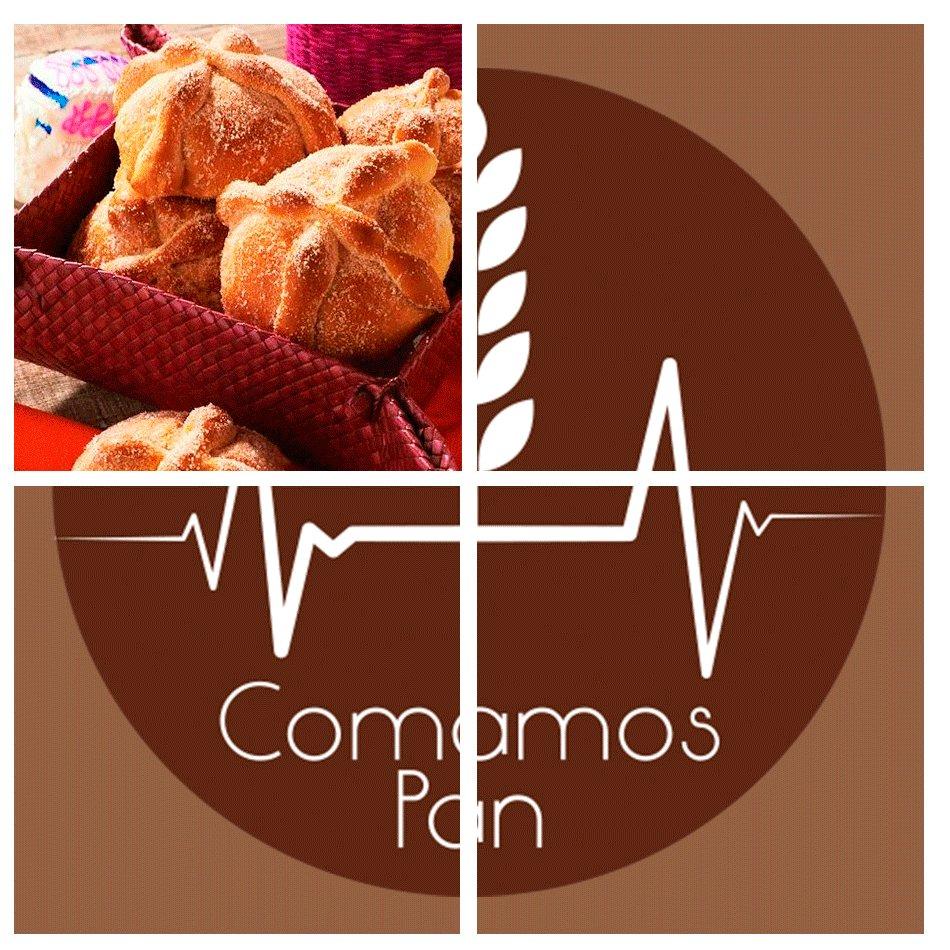 De cualquier forma el Pan de Muerto es una deliciosa tradición. #LoMejorDeHoySera #comamospan #amoelpan #soyPANero