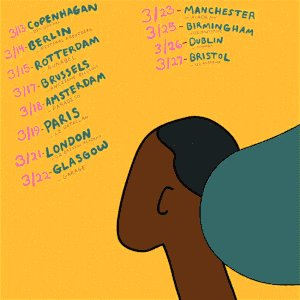UK/Europe Tickets on sale NOW Internet-band.com