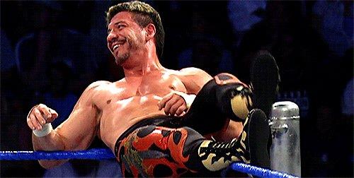 Happy Birthday to the gawd Eddie Guerrero