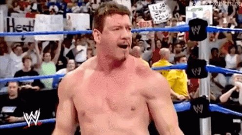 VIVA LA RAZA! Happy Birthday Eddie Guerrero, I miss watching you wrestle!
