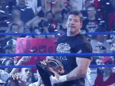 Viva La Raza! Happy Birthday Eddie Guerrero. He is sorely missed everyday.