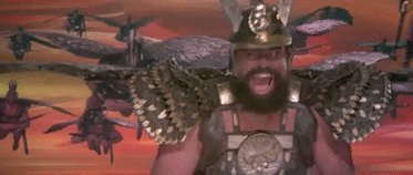Happy birthday Brian Blessed!!!