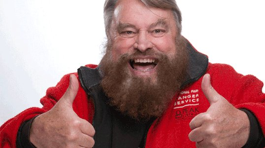 Today is the day we celebrate our lord and saviour.. Brian Blessed. Happy birthday big man!