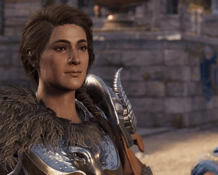 Kassandra's reactions to Socrates are everything https://t.co/8UjaniDdvk