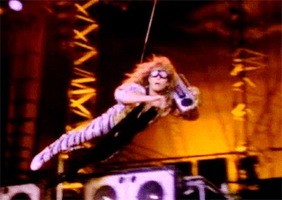 Happy Birthday, David Lee Roth