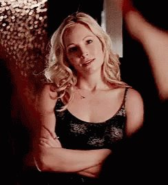 Happy Birthday to our most bad ass Vampire Barbie Ms. Caroline Forbes.