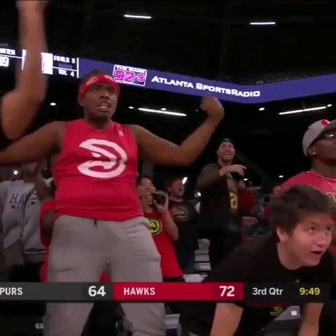 Hawks mood going into the season with @TheTraeYoung